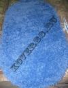 Турецкий ковер шагги 24000-blue_ov
